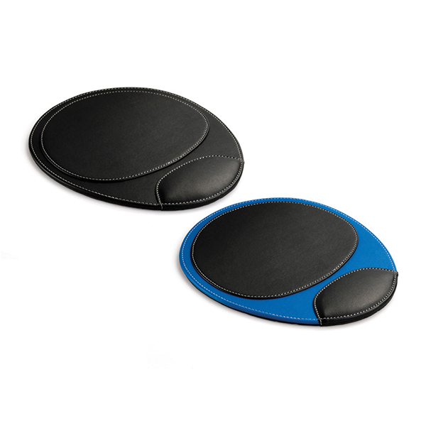 Oval Koskin Mousepad - Black image